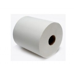 White Centrefeed Paper Rolls