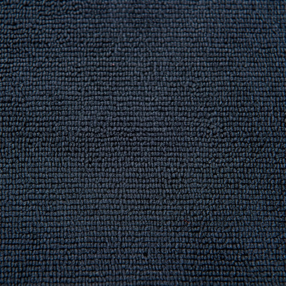 Black Microfiber Cloths 300 GSM - 40 cm x 40 cm