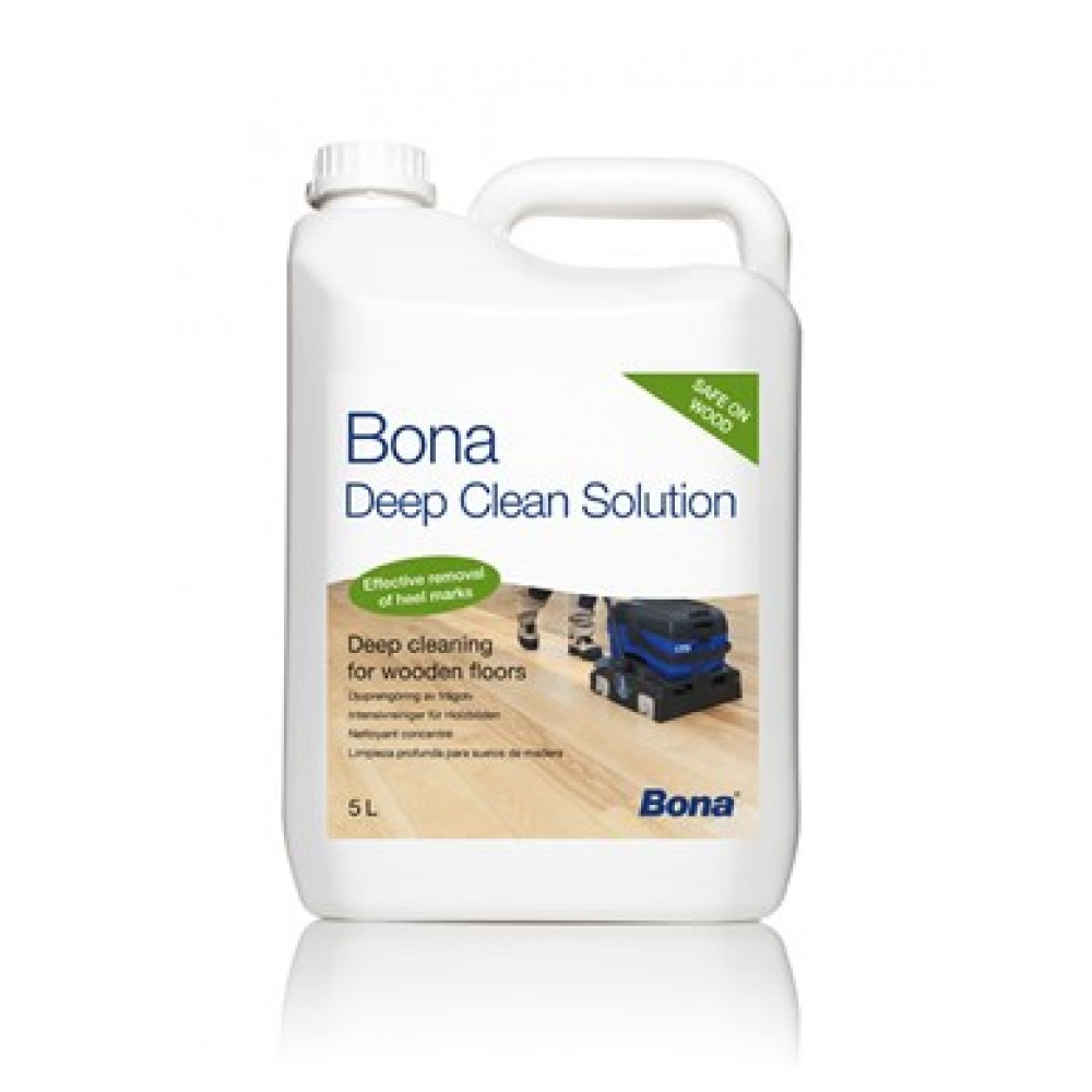 Bona Deep Cleaning Solution 5L