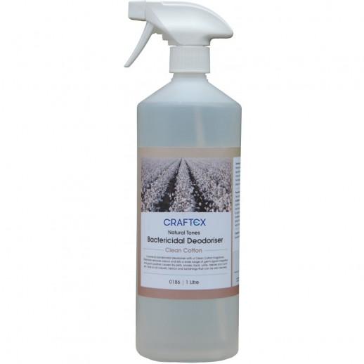 Craftex Clean Cotton Bactericidal Deodoriser 1L