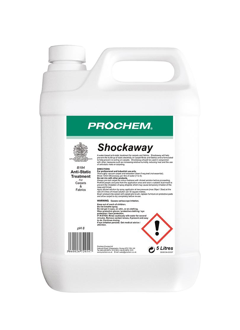 Prochem Shockaway