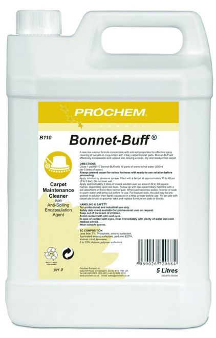 Prochem Bonnet Buff Review