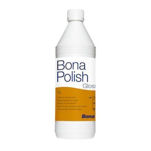 Bona Wood Floor Polish - Review