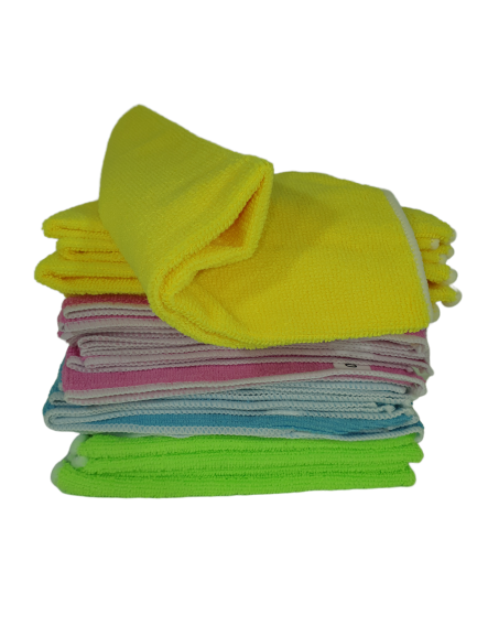 250 GSM Microfiber Cleaning Cloths