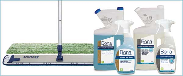 Are Bona products good for my solid wood floors?