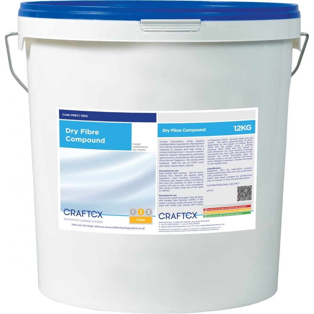 Craftex Dry Fibre Compound