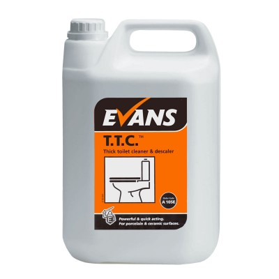 Evans T.T.C Thick Toilet Cleaner