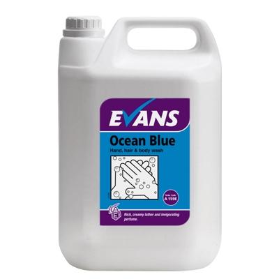 Ocean Blue Hand Soap