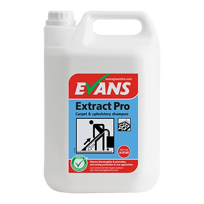 Extract Carpet Cleaning Shampoo