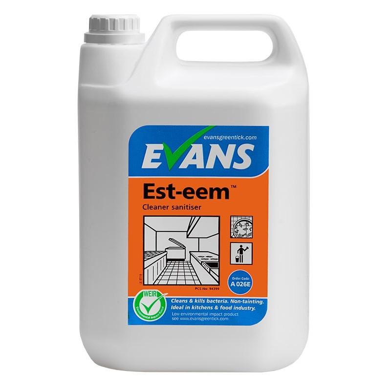 Evans Esteem Cleaner Sanitiser